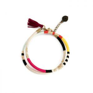 photos officielles f028a 758d8 Des messages cachés dans les bracelets – Araignee gypsie