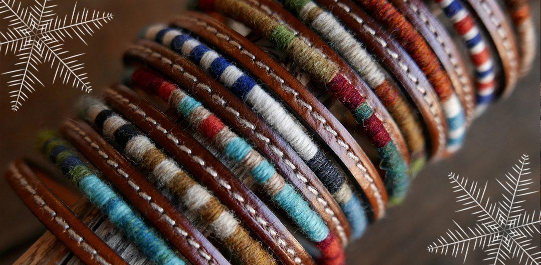 Bracelet en fil pour homme