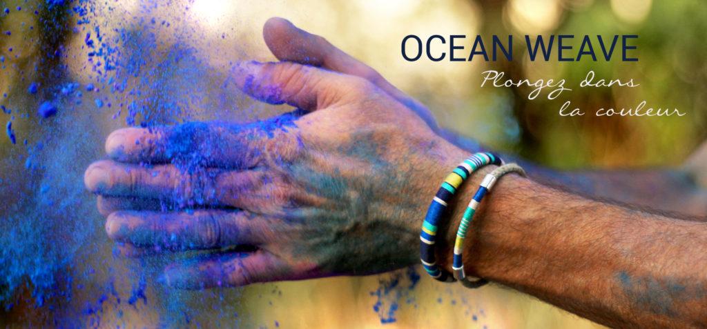 Lancement Ocean Weave
